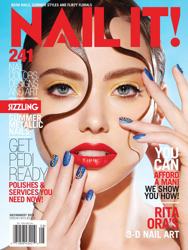 Nail it! Magazine cover June 2013